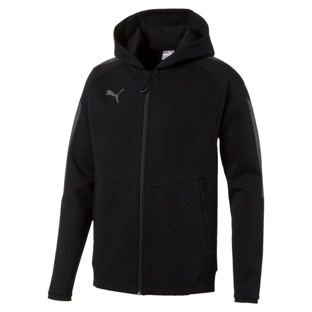 Puma Herren Ascension Hoody black 654925 60