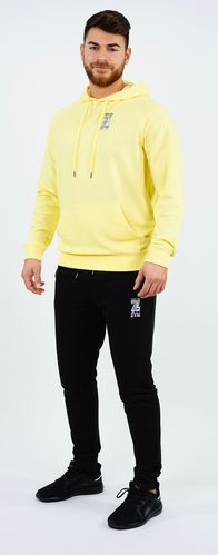 Men's Hoodie GYM 7T6 Yellow