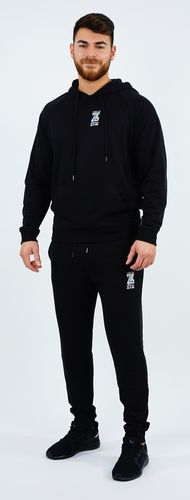 Men's Hoodie GYM 7T6 Black