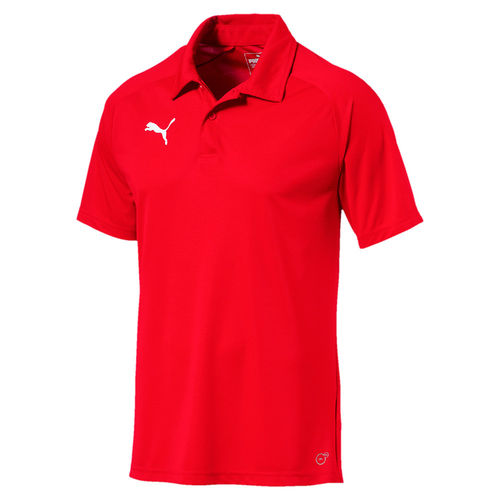 Puma Liga Sideline Polo 655608 01 red