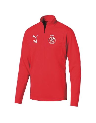Junior SCW Liemke Half Zip 1/4 Liga Sweatshirt
