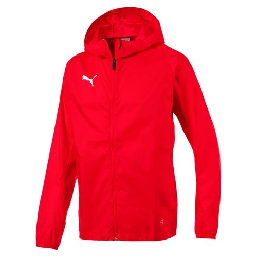 Puma Training Rain Jacket Core Red 655304 01