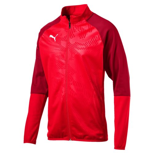 Puma Cup Poly Jacket Core Red / Pepper 656014 01